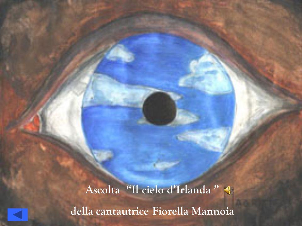 Ascolta Il cielo d'Irlanda della cantautrice Fiorella Mannoia