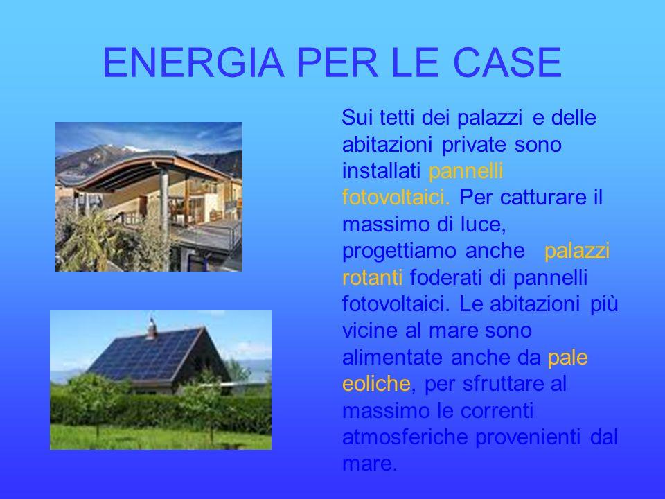 ENERGIA PER LE CASE