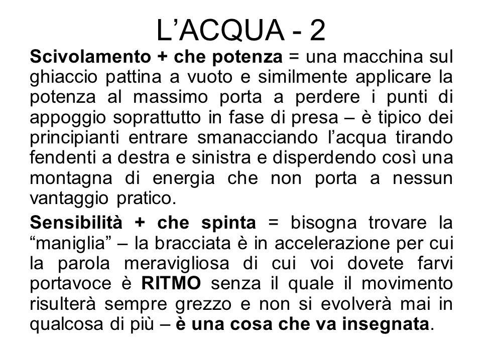 L'ACQUA - 2