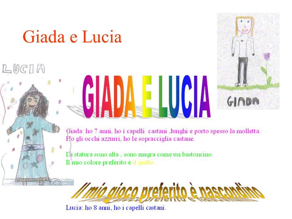 Giada e Lucia