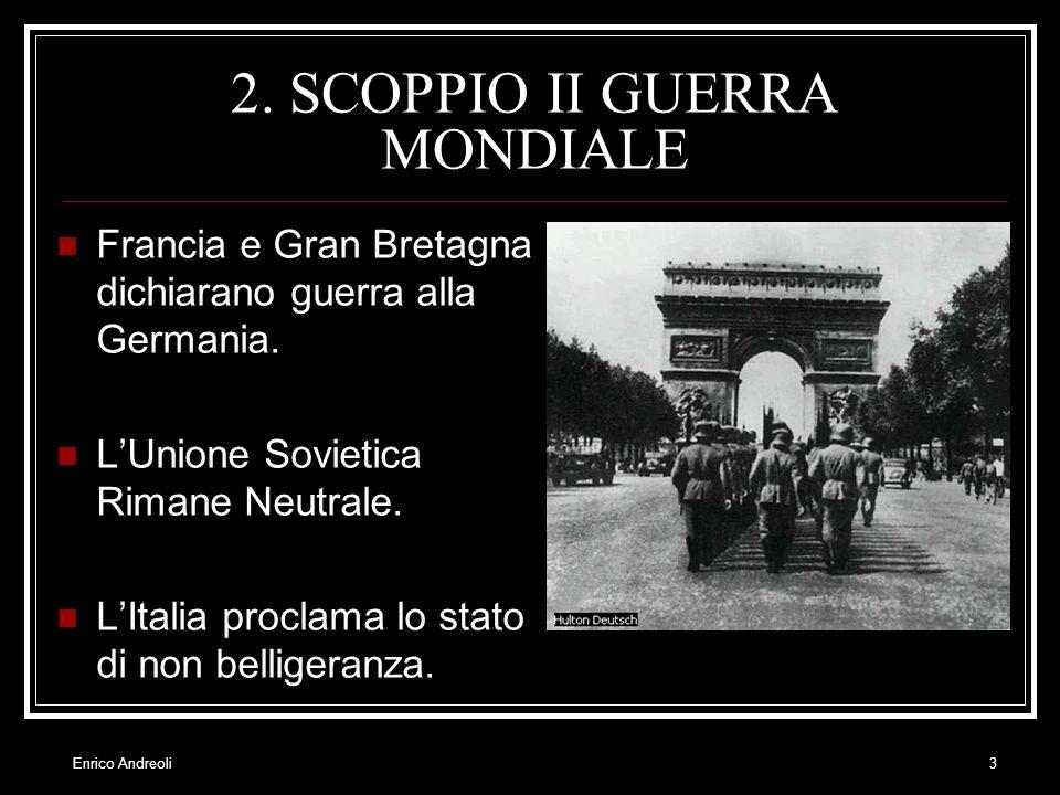2. SCOPPIO II GUERRA MONDIALE