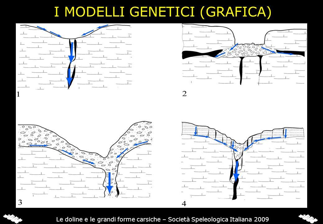 I MODELLI GENETICI (GRAFICA)