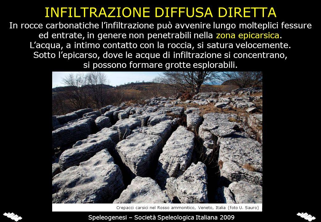 INFILTRAZIONE DIFFUSA INDIRETTA