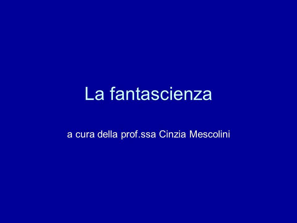 a cura della prof.ssa Cinzia Mescolini