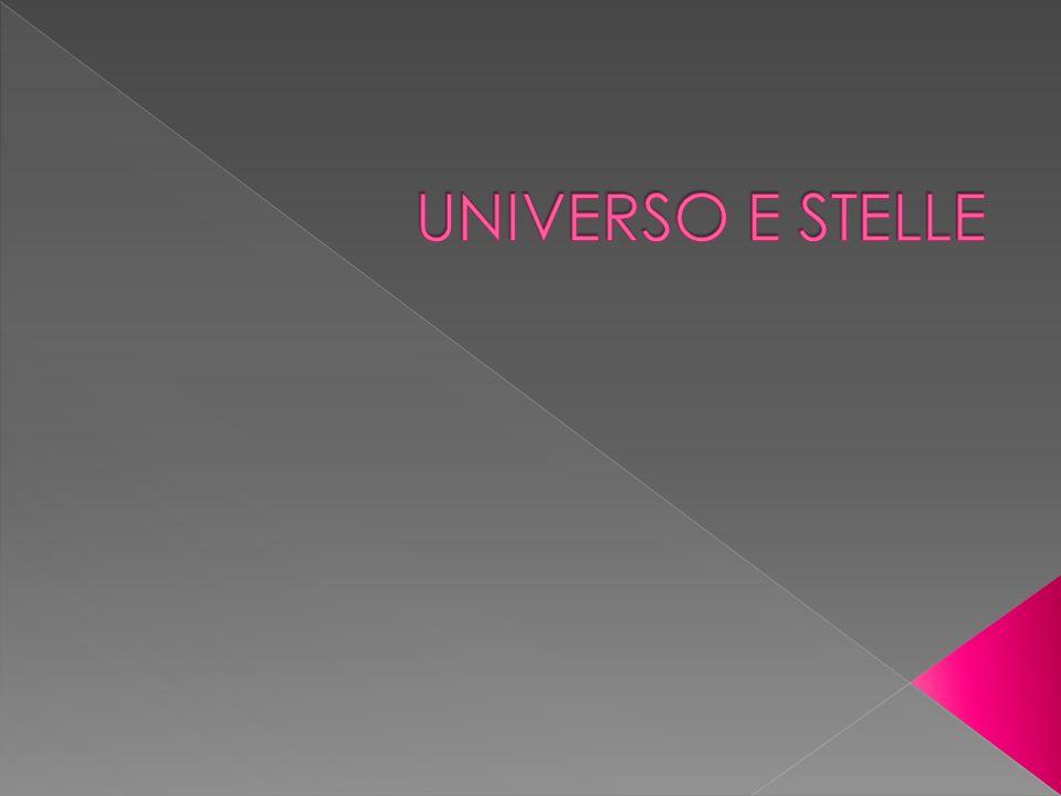 UNIVERSO E STELLE