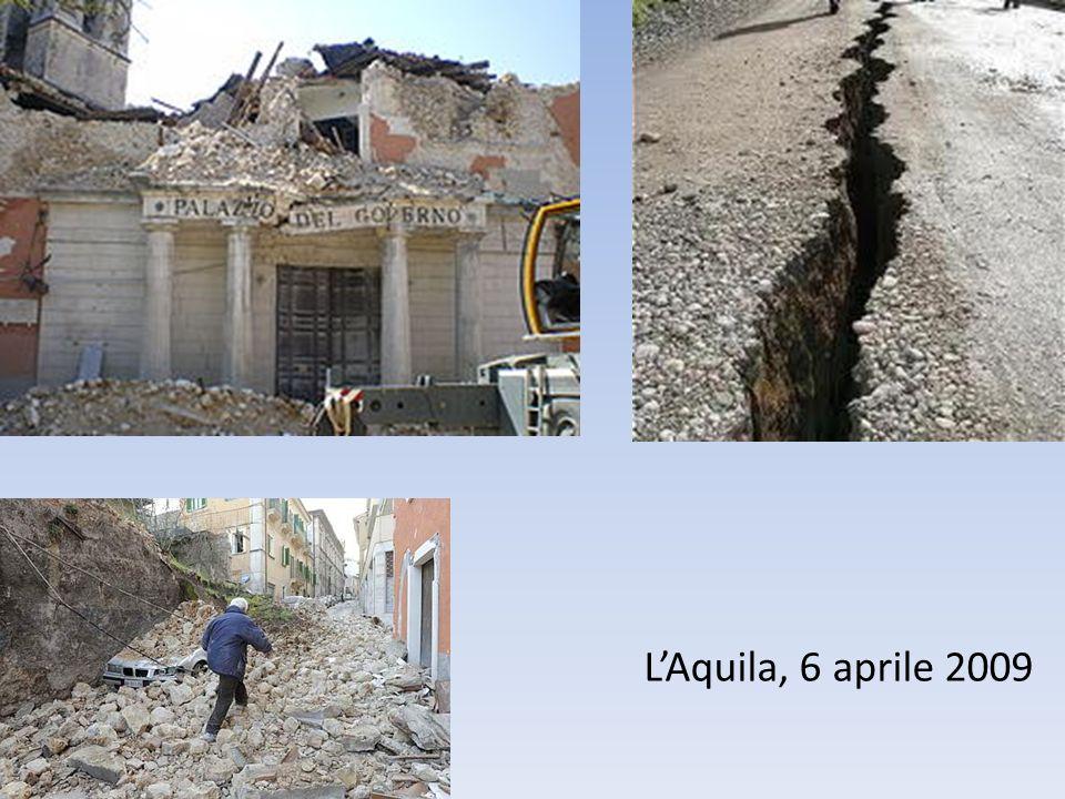 L'Aquila, 6 aprile 2009