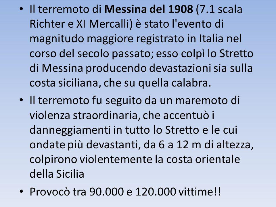 Il terremoto di Messina del 1908 (7