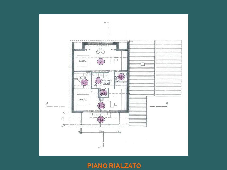 PIANO RIALZATO