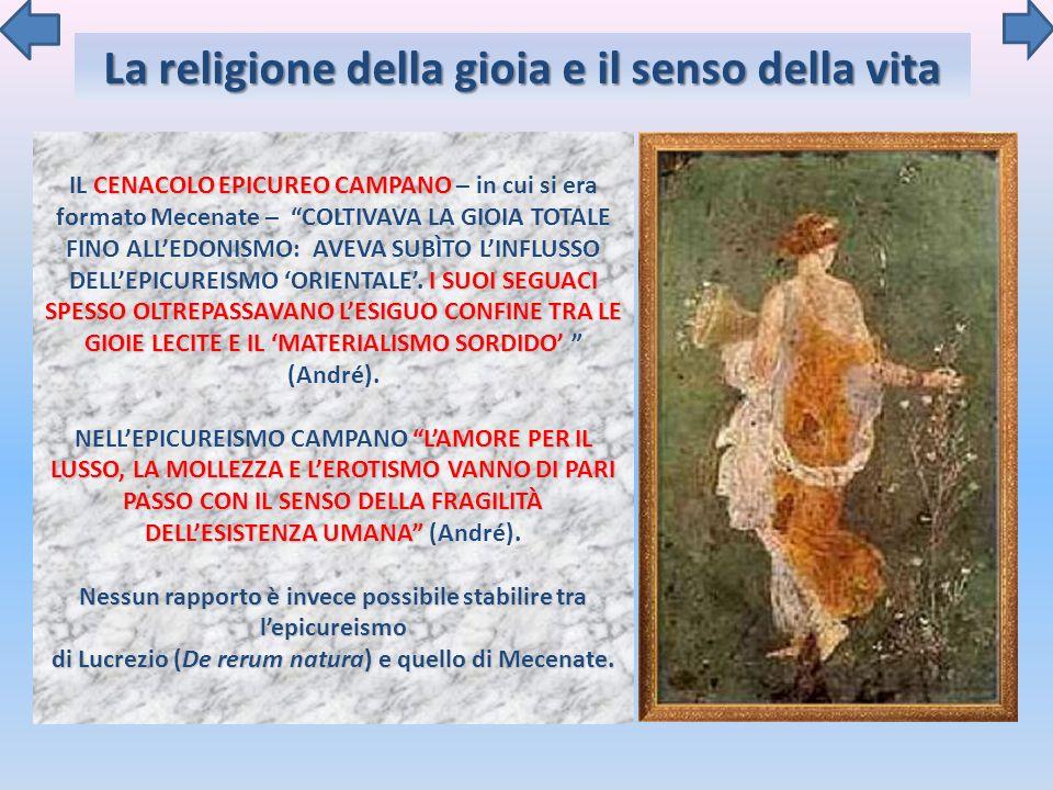La religione della gioia e il senso della vita