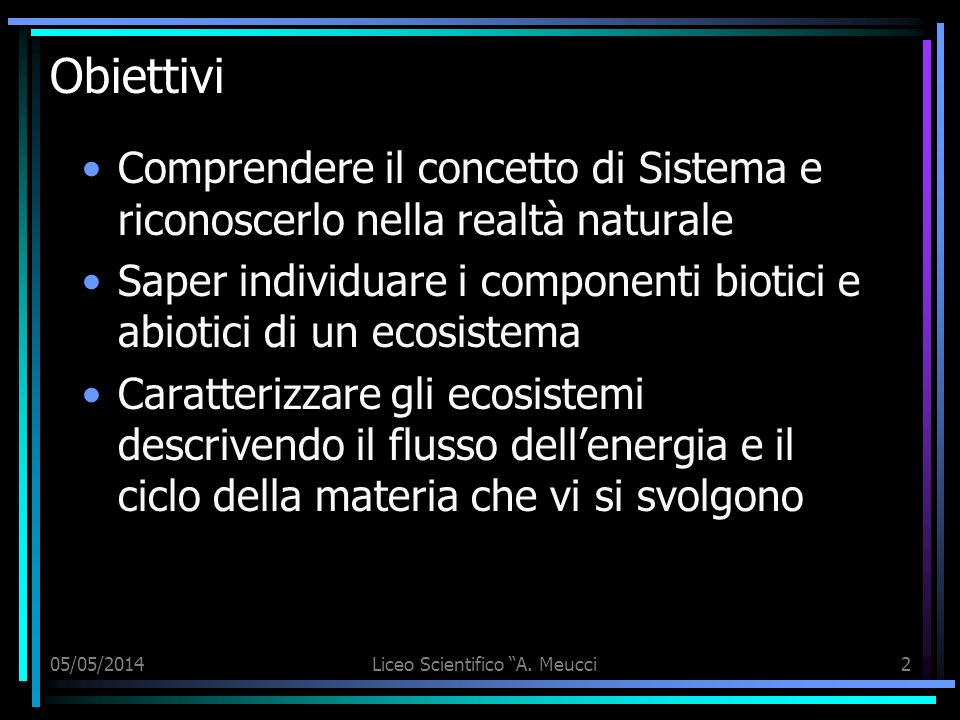 Liceo Scientifico A. Meucci