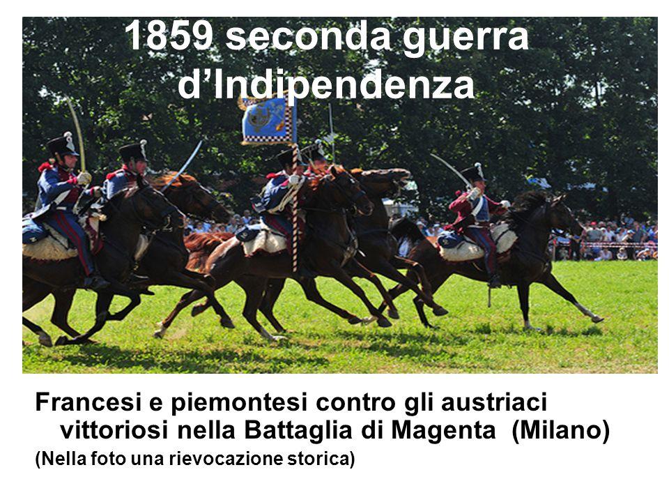 1859 seconda guerra d'Indipendenza