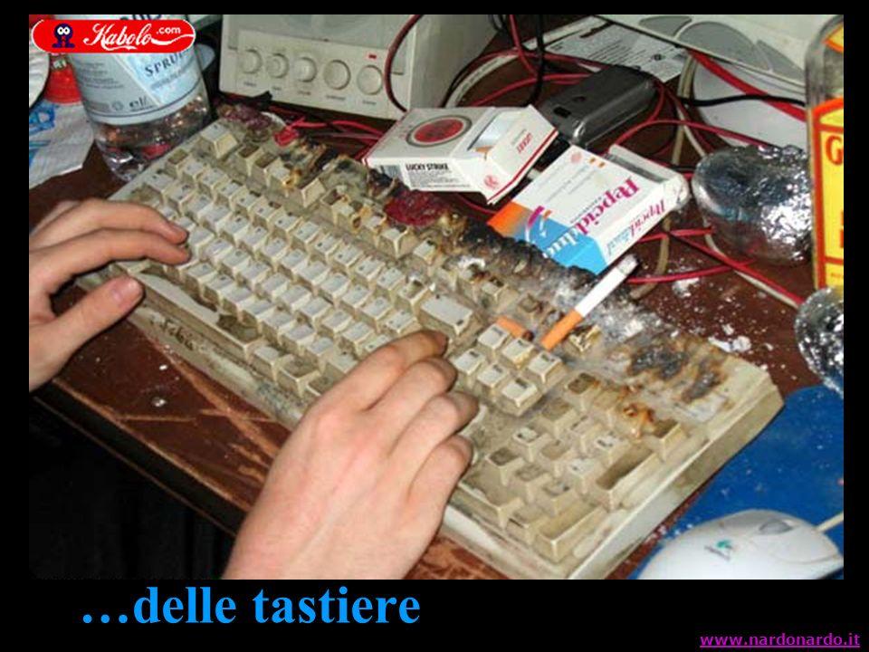…delle tastiere www.nardonardo.it