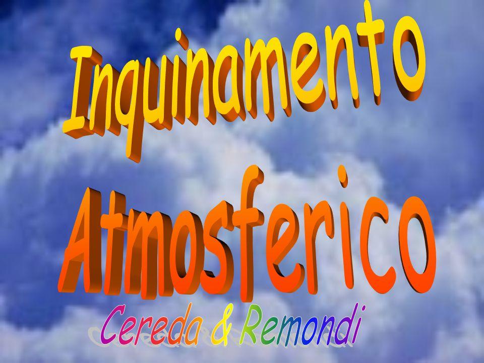 Inquinamento Atmosferico Cereda & Remondi