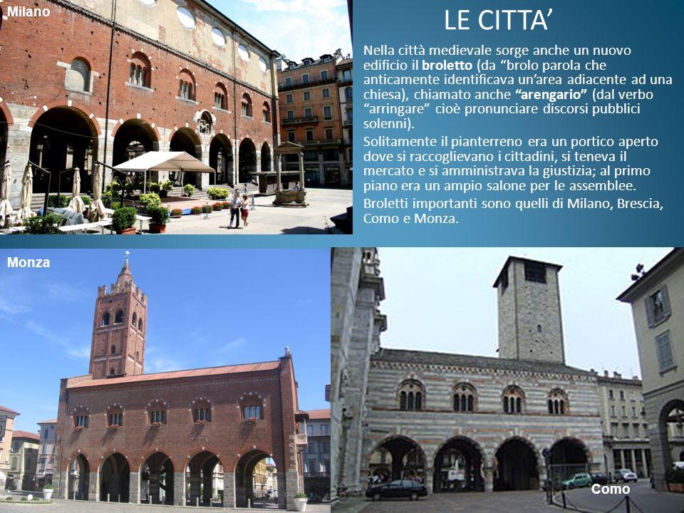 LE CITTA' Milano.