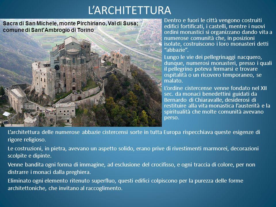 L'ARCHITETTURA