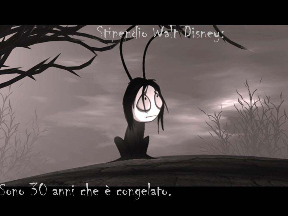 Stipendio Walt Disney: