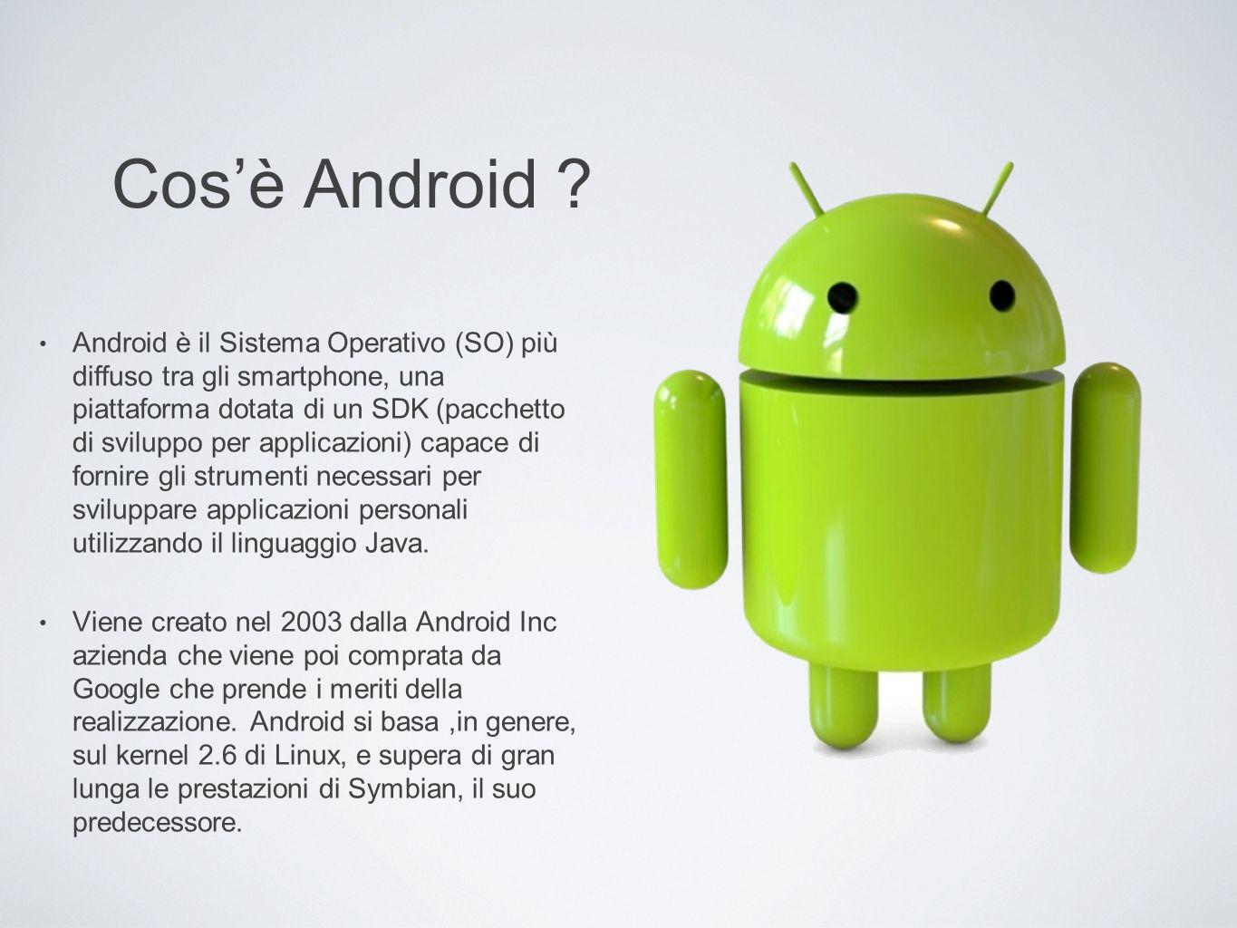 Cos'è Android