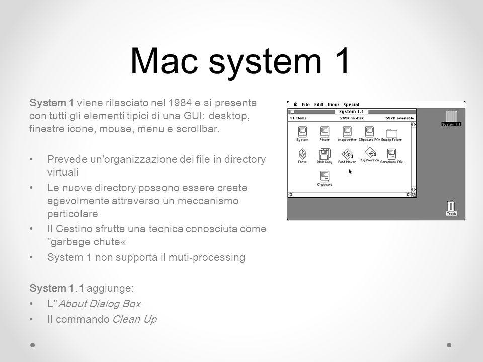 Mac system 1