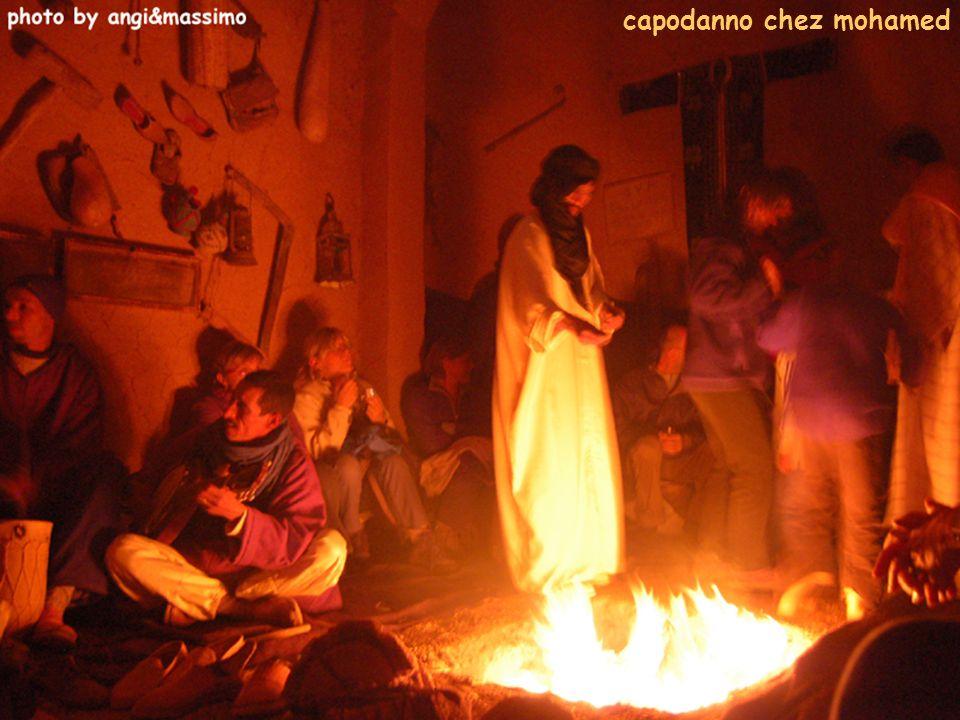 capodanno chez mohamed