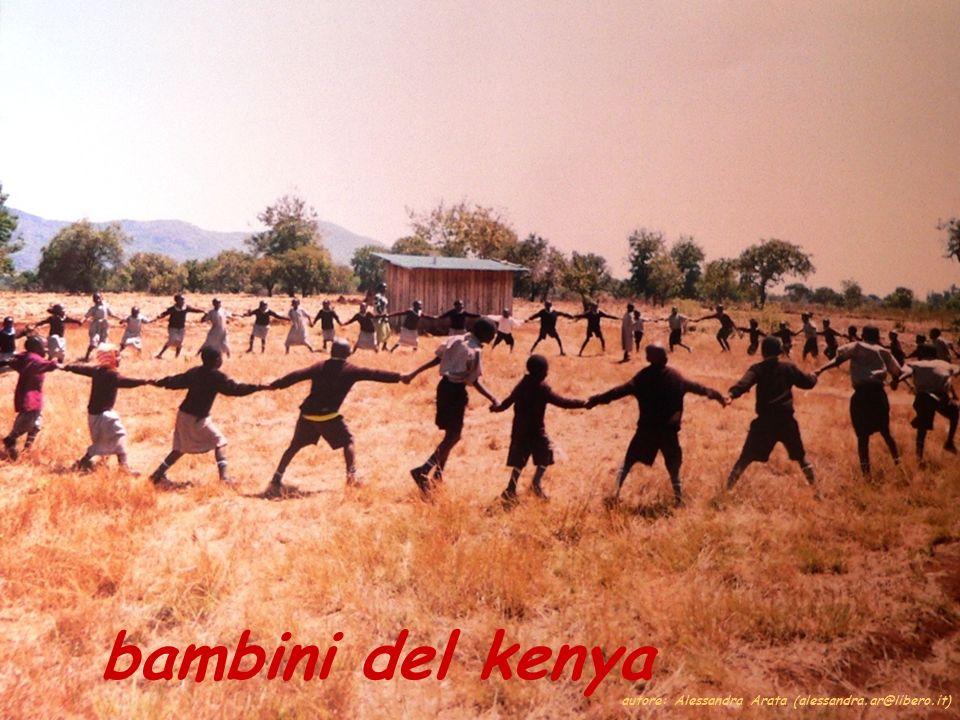 bambini del kenya autore: Alessandra Arata (alessandra.ar@libero.it)