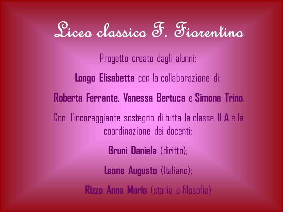 Liceo classico F. Fiorentino
