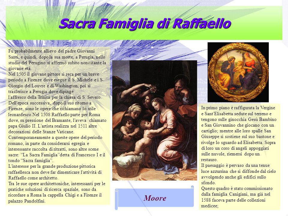 Sacra Famiglia di Raffaello