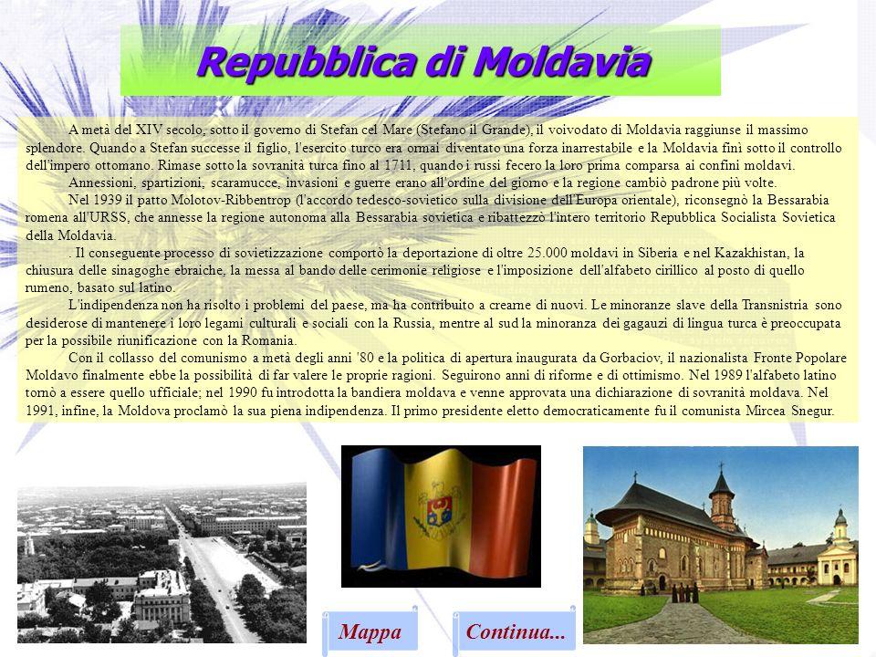 Repubblica di Moldavia