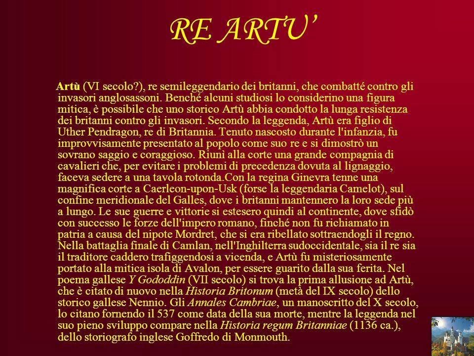 RE ARTU'