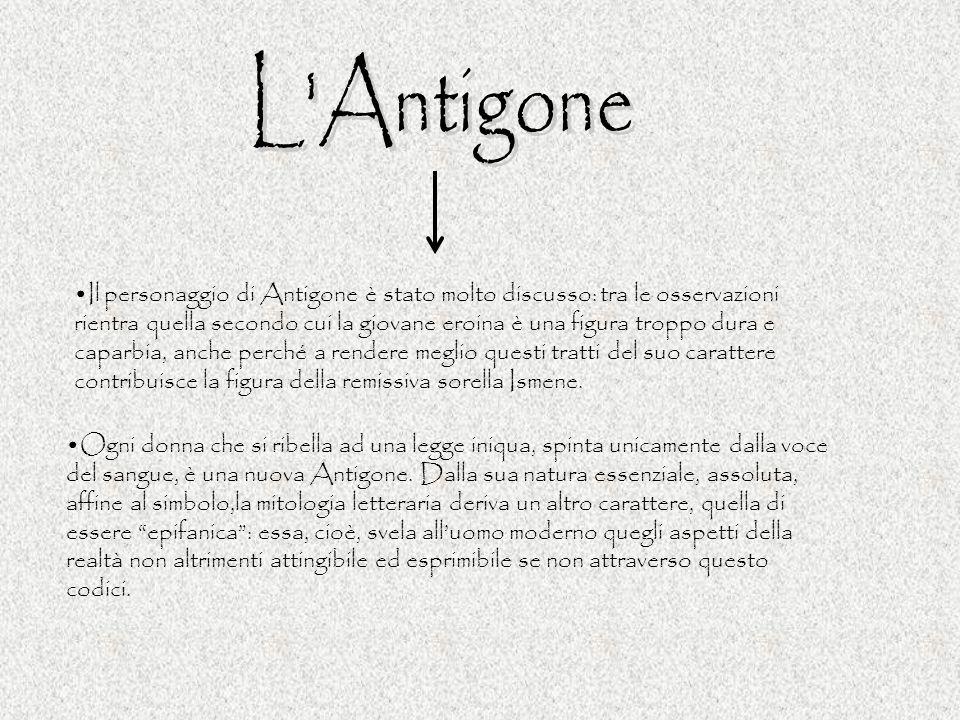L Antigone