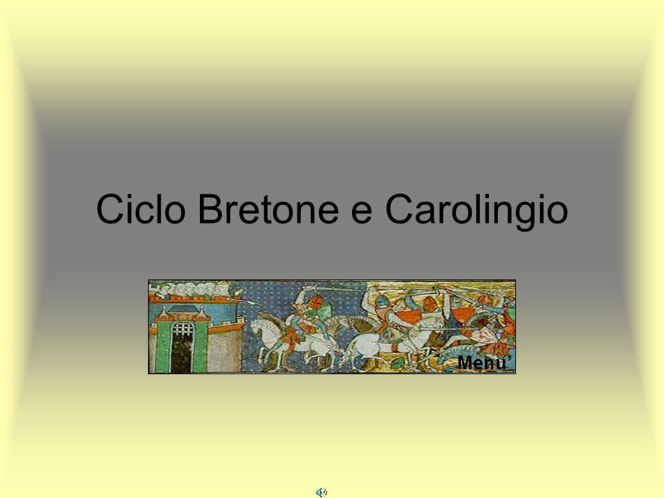 Ciclo Bretone e Carolingio