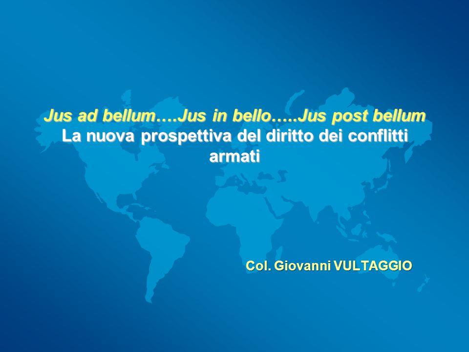 Col. Giovanni VULTAGGIO