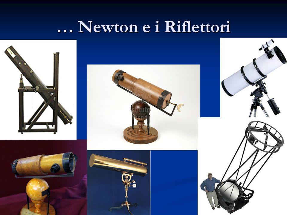 … Newton e i Riflettori