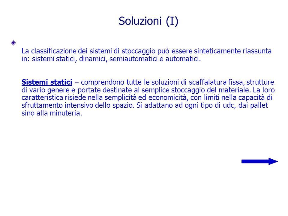 Soluzioni (I)