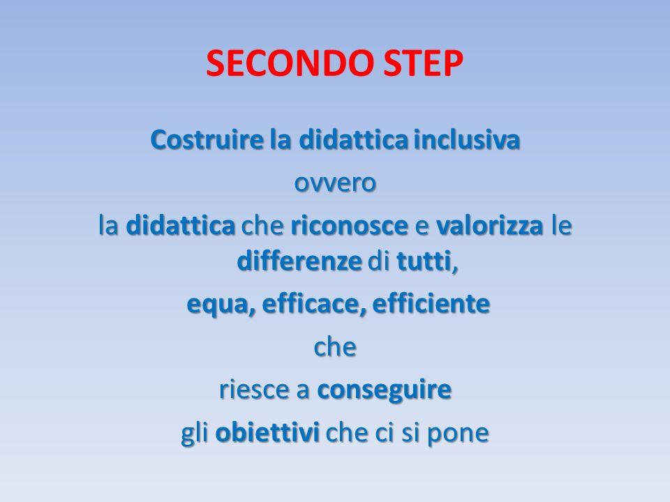 SECONDO STEP