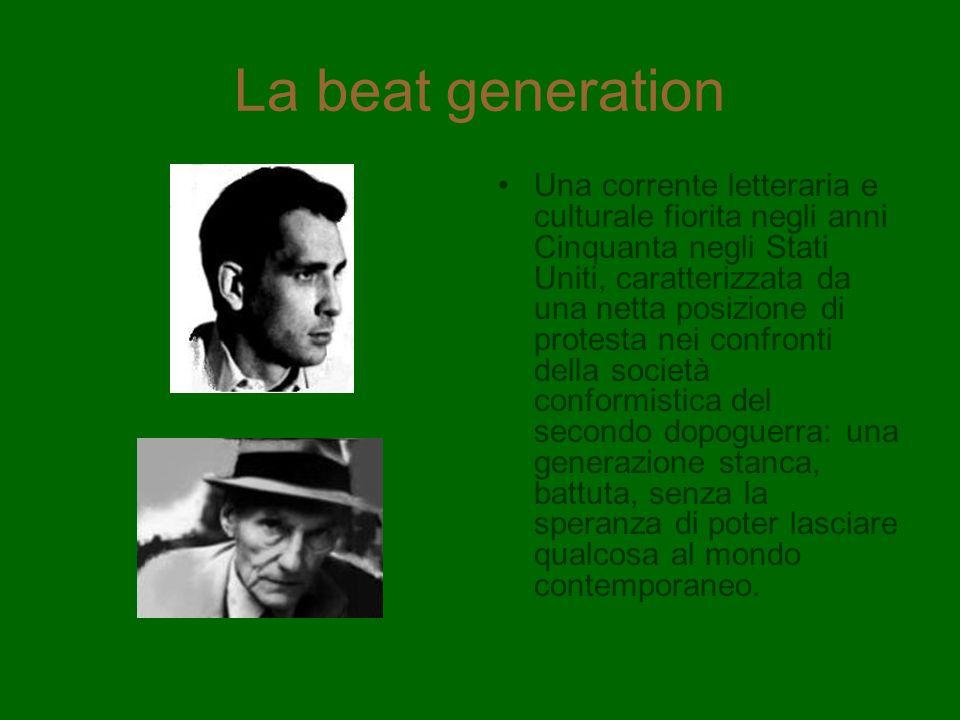 La beat generation