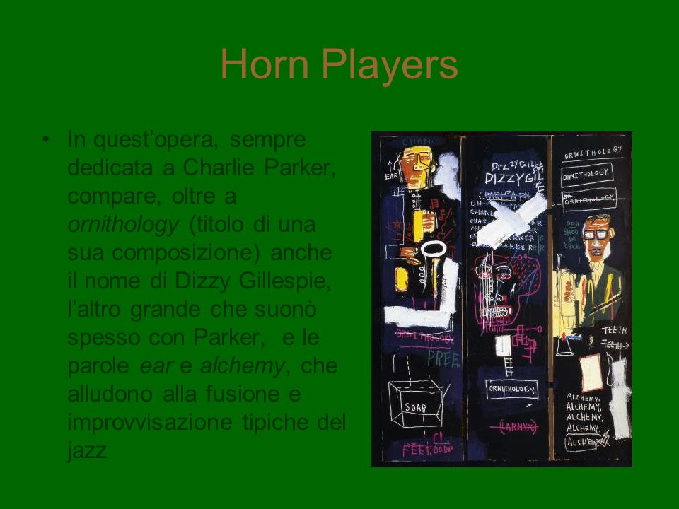 Horn Players