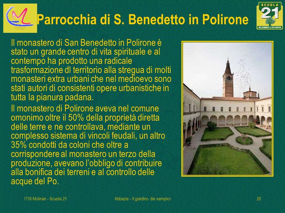 Parrocchia di S. Benedetto in Polirone
