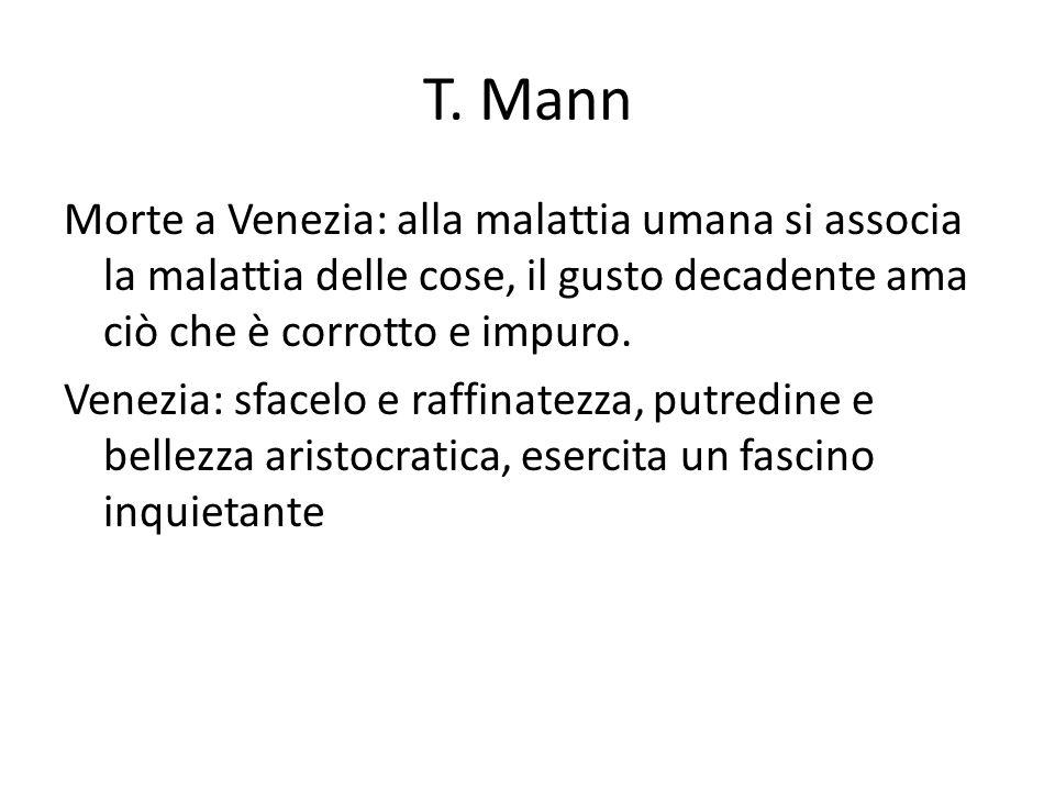 T. Mann