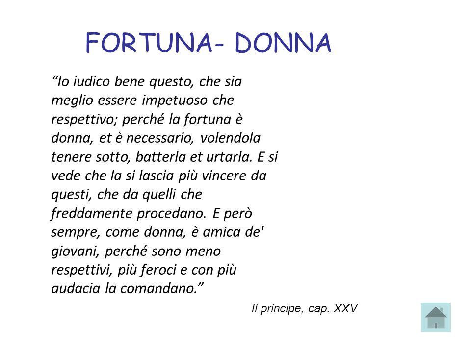 FORTUNA- DONNA