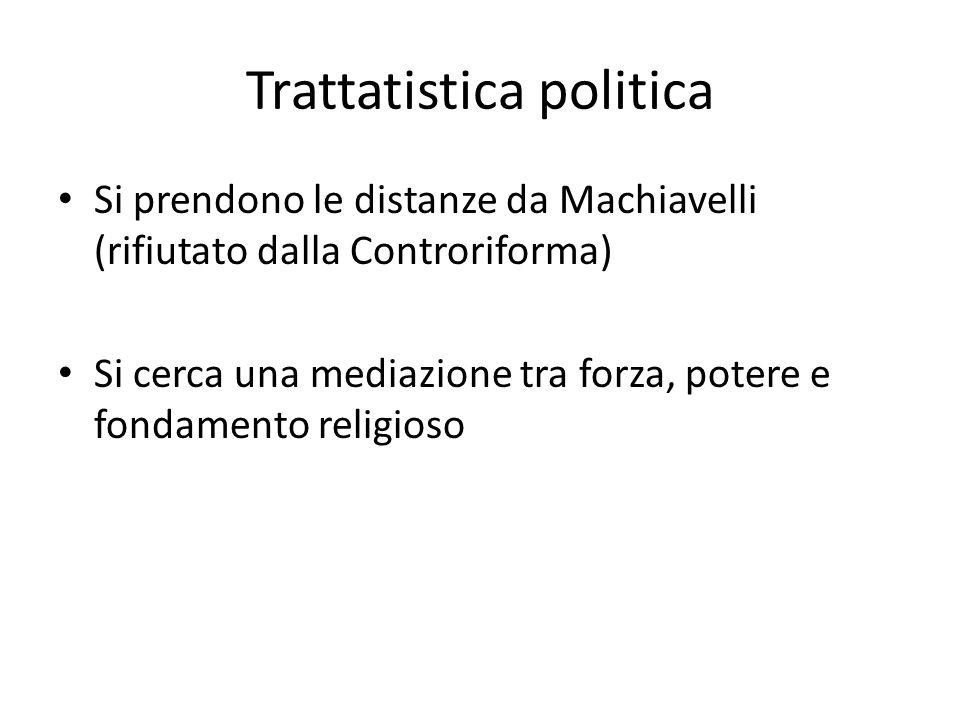 Trattatistica politica