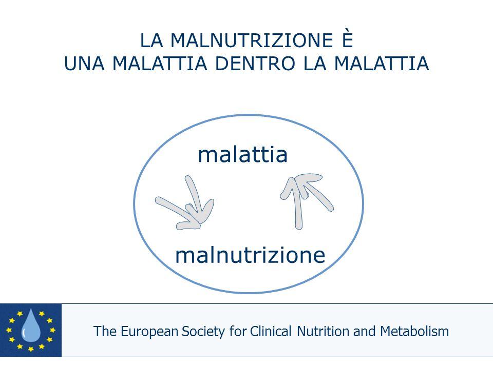 malattia malnutrizione LA MALNUTRIZIONE È