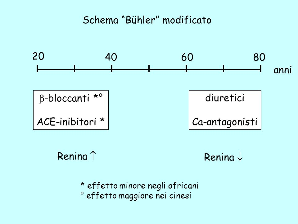 Schema Bühler modificato