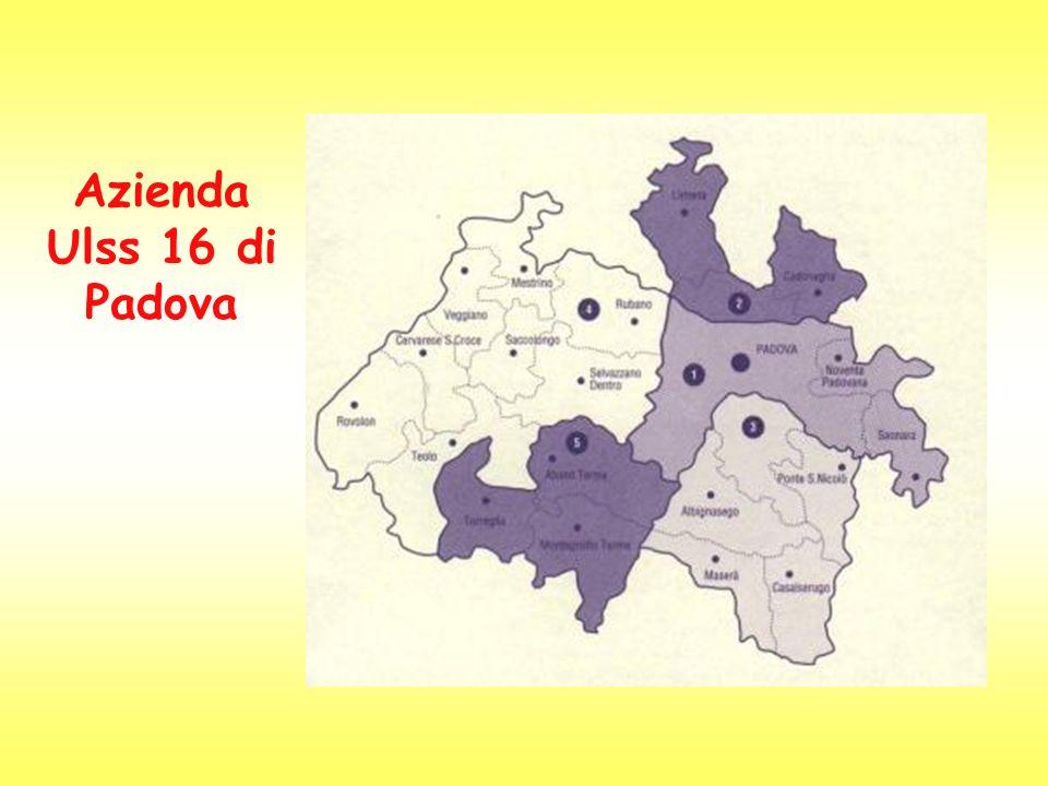 Azienda Ulss 16 di Padova
