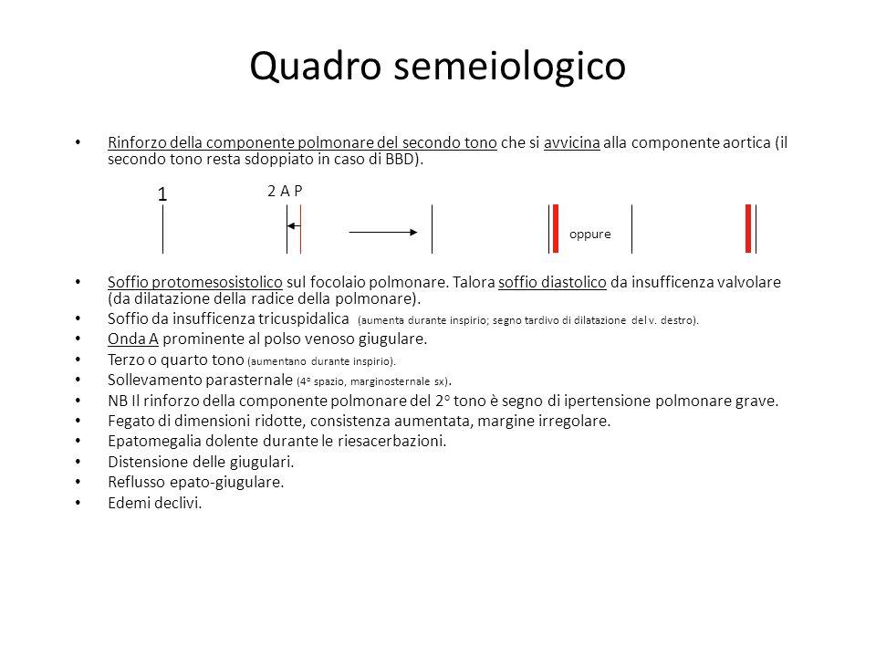 Quadro semeiologico