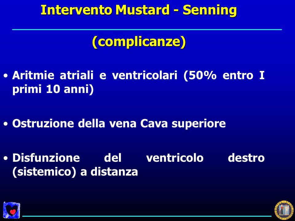 Intervento Mustard - Senning
