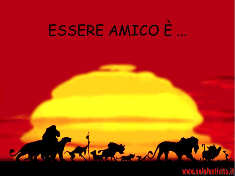 ESSERE AMICO È ... sdf www.devildesign.it www.solofestivita.it