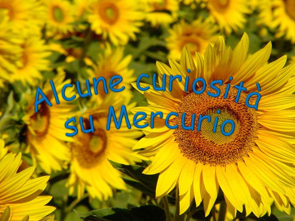 Alcune curiosità su Mercurio