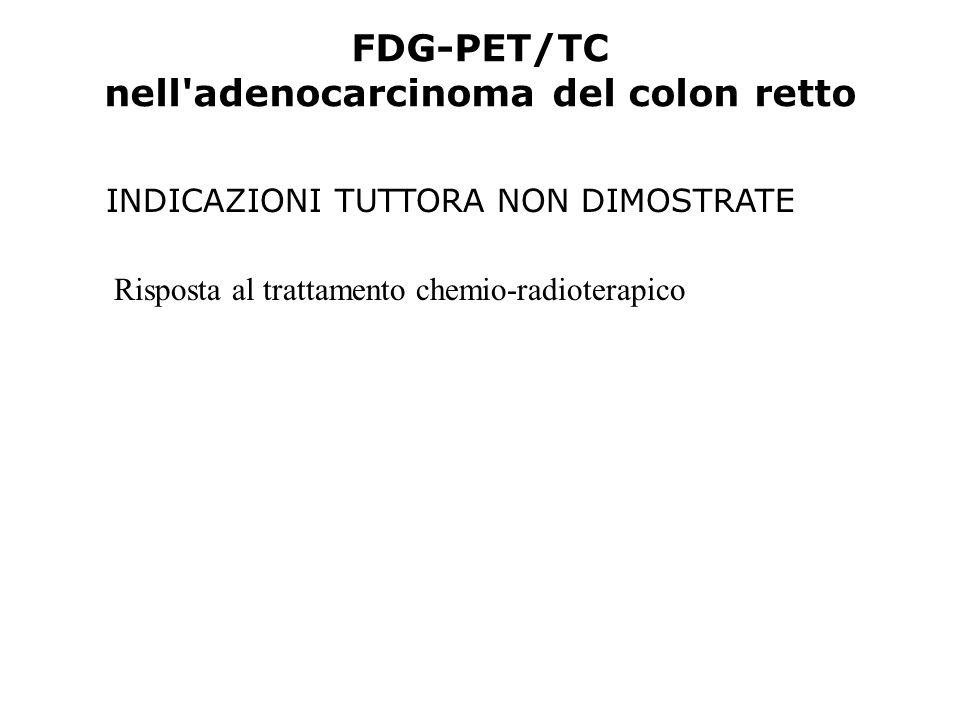 nell adenocarcinoma del colon retto