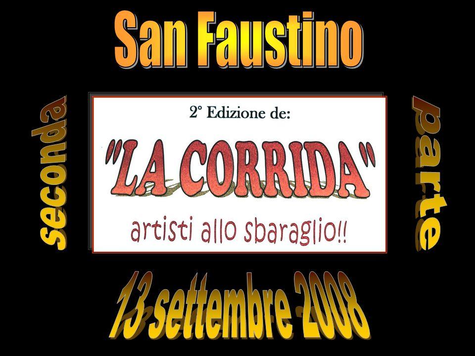 San Faustino seconda parte 13 settembre 2008