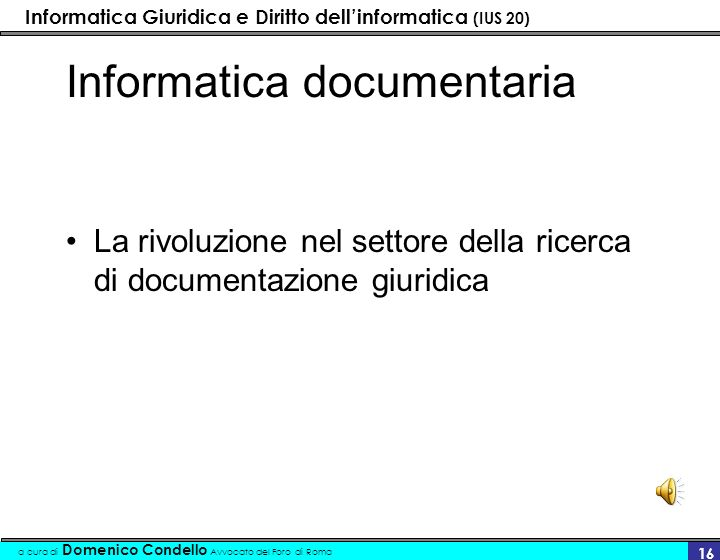 Informatica documentaria